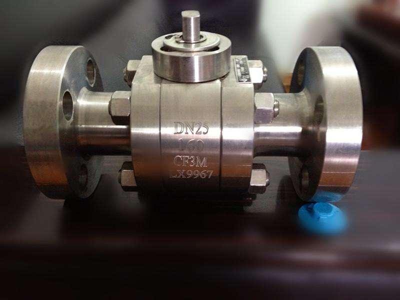 高压球阀Q61F-160 厂家球阀