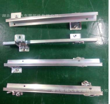 汽车辊压型材 生产加工汽车零部件 玻璃导轨总成 玻璃导槽总成