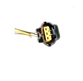 挖掘机适用神钢SK200 210 250-8 PC-8高压传感器插头对插线束插座