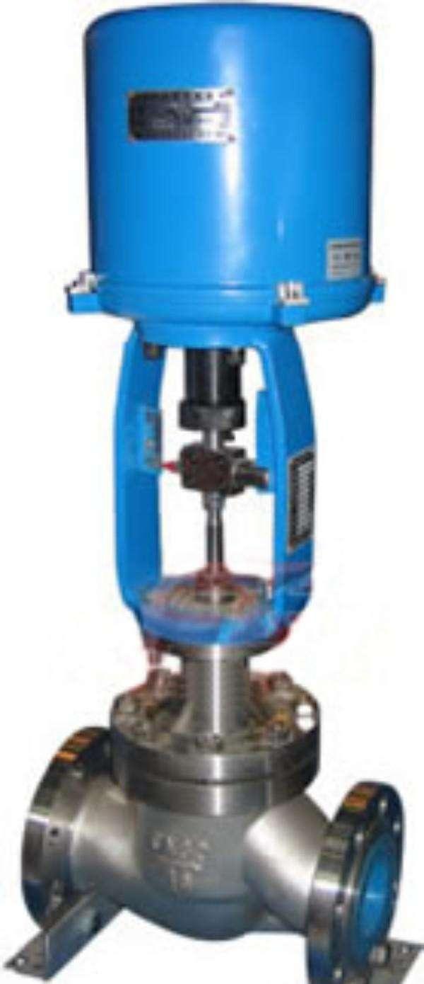 电子式电动套筒调节阀 产品电动阀