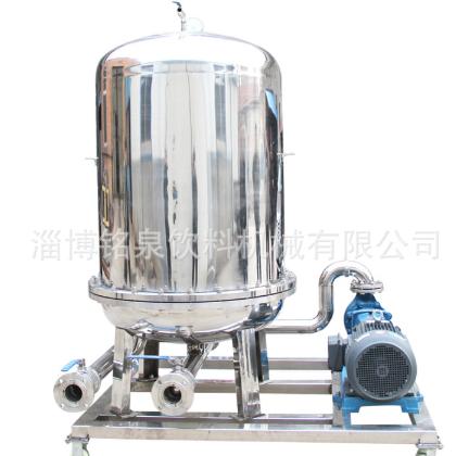 厂家直销 MF-1-100微孔精滤机 过滤量每小时100立方 欢迎订购