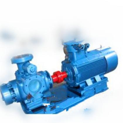 供应船用主机滑油供油泵 2HM双吸双螺杆泵