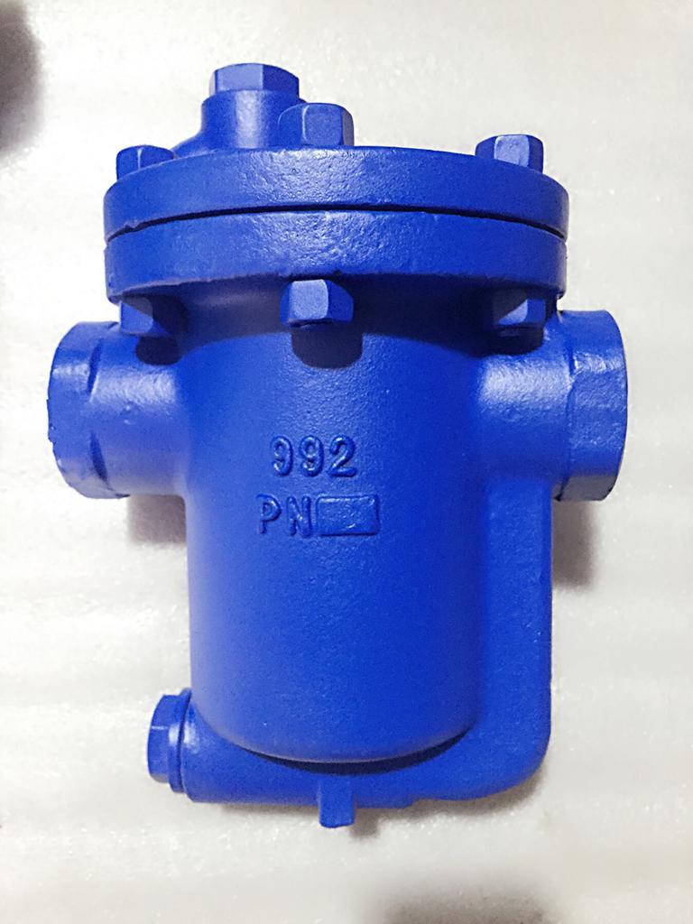 倒置桶式疏水阀 法兰倒置桶疏水阀