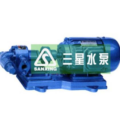 批发优质KCB型齿轮油泵厂家