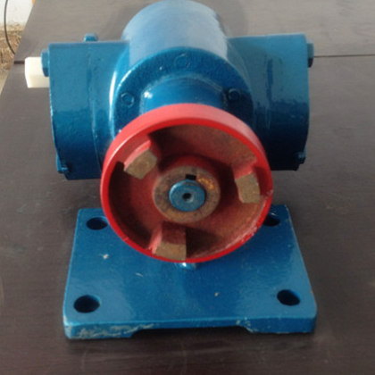 鸿涛KCB-10型小流量齿轮油泵
