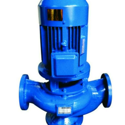 GW立式管道排污泵,长申泵业生产GW排污泵