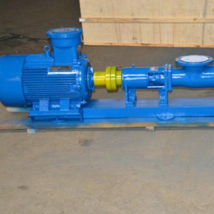 厂家直销防爆螺杆泵,G30-1单螺杆泵,防爆污泥螺杆泵