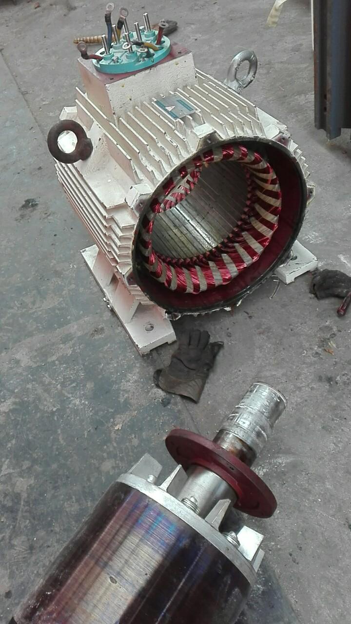 沈河区大型电机维修-新瑞-沈阳水泵电机修理