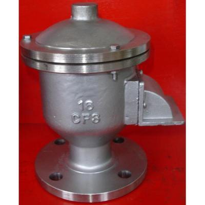 不锈钢呼吸阀FAHX 法兰不锈钢呼吸阀