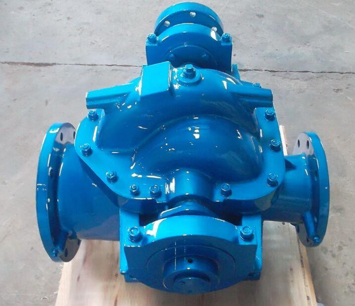 优质机械密封型双吸泵/保定市工业水泵