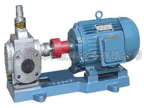 高粘度齿轮泵|良丰流体价格优惠