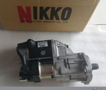 600-863-4410小松4D95起动机