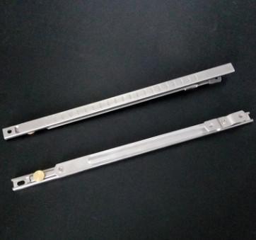 12寸13.5方 不锈钢窗撑铰链 风撑二连杆 伸缩风撑 断桥平开窗配件