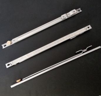 厂家直销 不锈钢窗撑 平开窗风撑二连杆 断桥定位风撑铰链