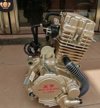 五羊三轮摩托车发动机300cc水冷捍威三轮摩托车发动机总成