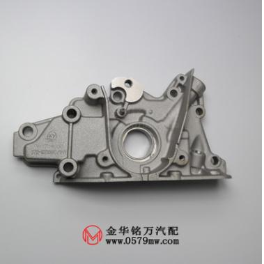 奇瑞QQ机油泵 QQ3机油泵 QQ6机油泵372/472动力机油泵372-1011030