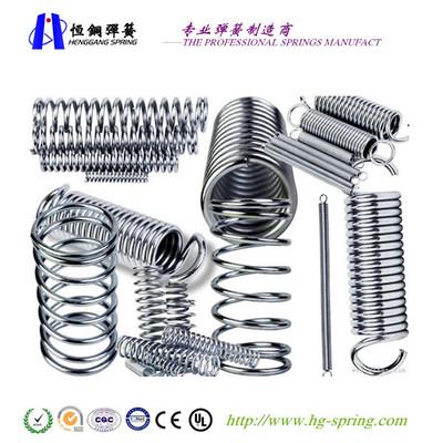 供应不锈钢弹簧,SUS304、301、17-7PH、316/316L材质,进口品质