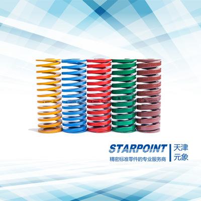 模具弹簧进口韩国SAMSOL矩形弹簧强力弹簧替代米思米圆线弹簧