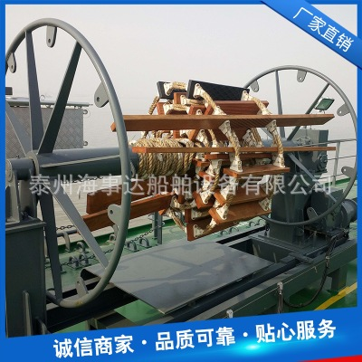 海事达船舶设备厂家直销 船用软梯绞车 现货供应 支持定制