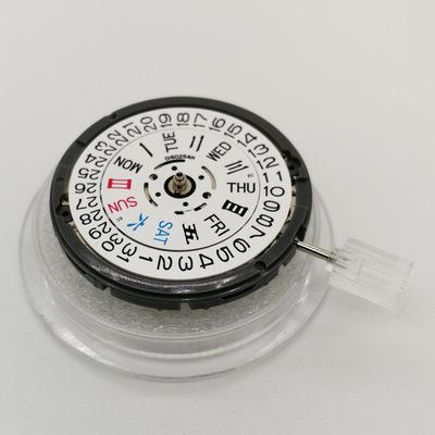 手表配件原装全新自动机械机芯 NH36A代替7s36双日历三针表心批发
