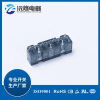 厂家直销YF-7接线座 连接器 插线座 PCB板专用