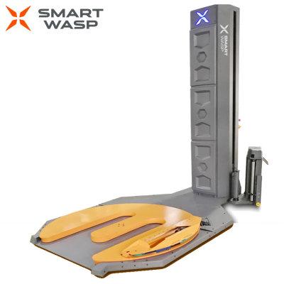 全自动缠绕机叉车M型半自动裹包机智能包装机拉伸膜缠绕机厂家
