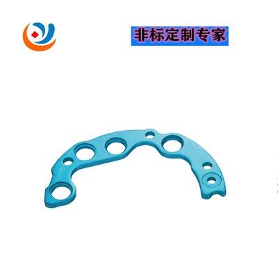 冲压件厂家直销/非标定制电子五金冲压机加工精密零配不锈钢铝材