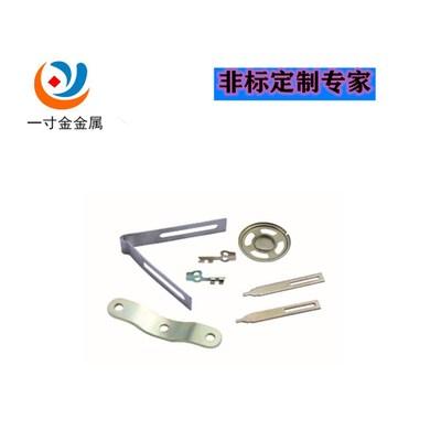 加工零件各类支撑件电子小零件骨架小铁件支架非标五金冲压件