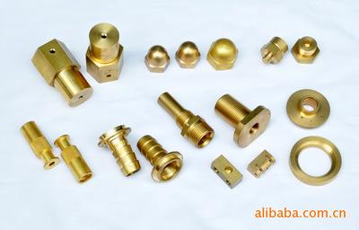 厂家直销:供应铜件 非标铜件 .车件,来图加工。