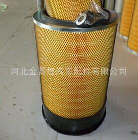 供应重汽滤清器 空气滤芯 空滤1109ZB1020/30陕汽德龙空气滤清器