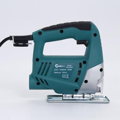 新款 电动曲线锯手持电锯家用迷你小型电动拉花锯电动工具