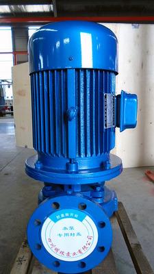 新疆乌鲁木齐抽水泵/ISG立式管道输送离心泵/现代水泵厂现货