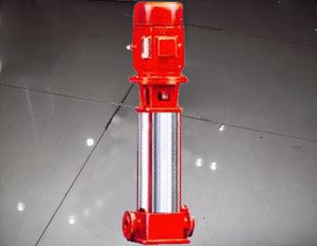 XBD-GDL立式多级消防泵新疆乌鲁木齐消防泵厂家供应