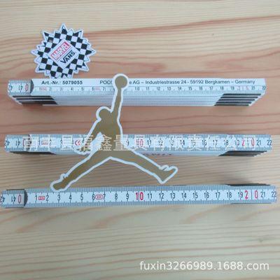 Wooden folding ruler 木折尺