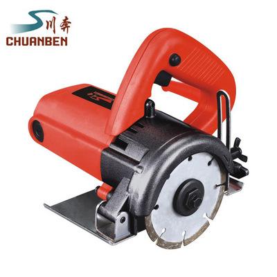 跨境专供电动瓷砖切割机 110云石机 小型大理石切割机水电工具