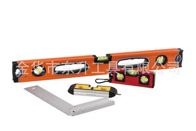 高档型水平尺,带防震软胶盖的水平尺,豪华型水平尺,水平仪。