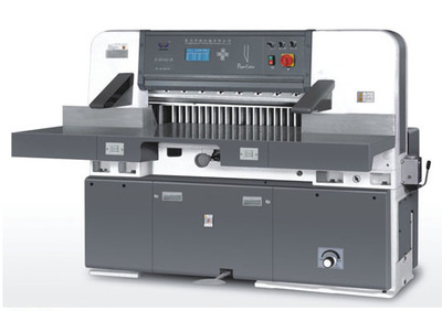 优德88中文客户端 切纸机920 液压数显双导轨蜗轮切纸机 切纸机设备 浙江