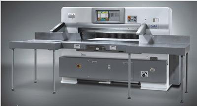 K-1370ED型程控液压切纸机 电脑切纸机 厂家直销