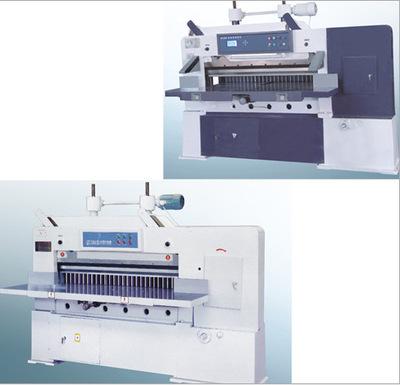 供应高性价比QZ系列-1300型切纸机 数显、电脑切纸机 简易切纸机