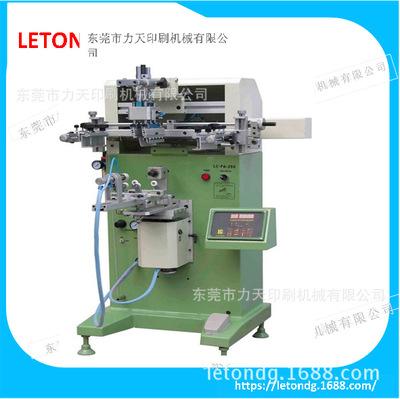 LETON力天有厂家低价批发400精密曲面丝印机自动下料全国联保杯子