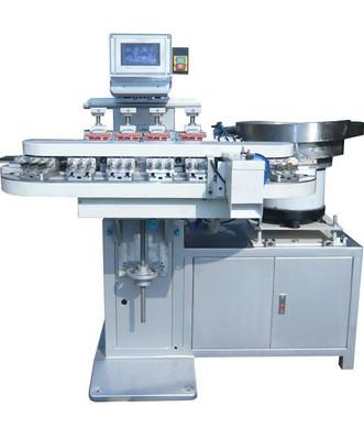 转盘移印机 全自动移印机 环保油盅移印机 厂家定制