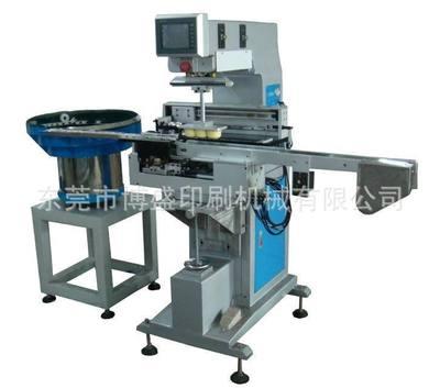 全自动移印机 转盘移印机 机械手下料 厂家定制