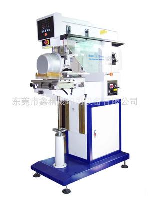 厂销SP-818DB气动单色移印机器 电饭煲内胆刻度线移印机