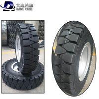 厂家销售10-12吨叉车轮胎900-20轮胎配套钢圈全新正品质量三包