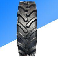 厂家优德88中文客户端 520/85R42 农业轮胎 钢丝子午线人字花纹
