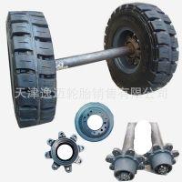 隧道台车轮轮胎直径450*120实心轮适用于隧道拖车移动式房屋轮胎