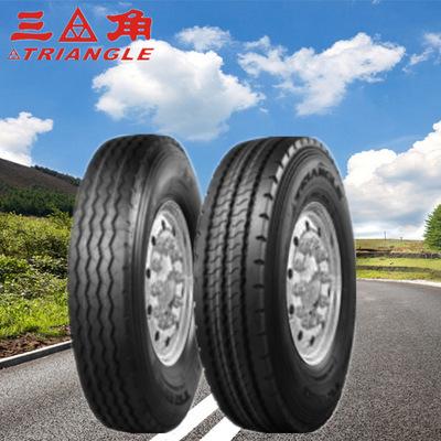 TRIANGLE三角425/65R22.5载重卡车拖车轮胎油田修井机轮胎