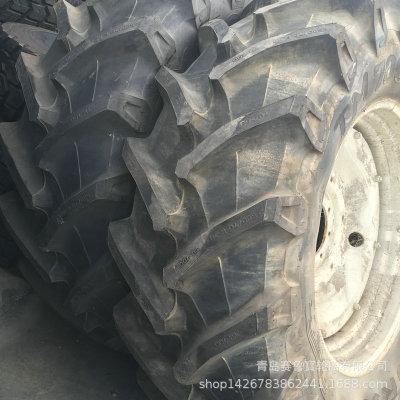 倍耐力进口580/70R38迪尔凯斯子午线半钢轮胎 大型拖拉机轮胎