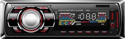 汽车播放器蓝牙车载插卡机MP3 汽车收音机U盘机汽车读卡机522