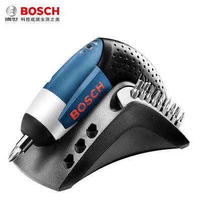 博世BOSCH锂电充电起子机IXO3手电钻家用电动螺丝刀